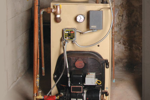 boiler installation new hampshire